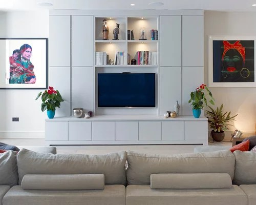 Living Room Display Cabinets Houzz - living room display cabinets