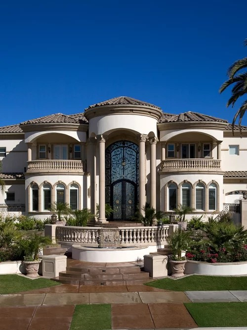 Mediterranean House Ideas, Pictures, Remodel And Decor
