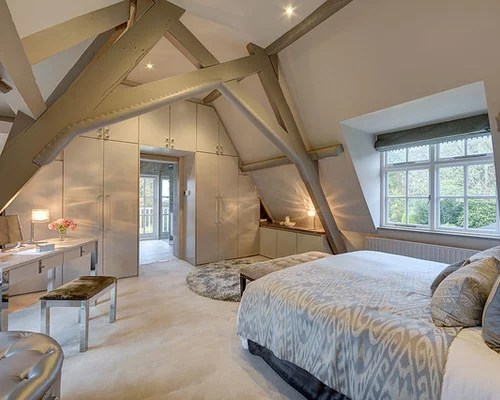 Attic Bedroom Ideas, Pictures, Remodel And Decor