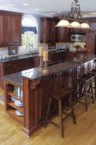 traditional eat kitchen design ideas remodels photos dark kitchen color ideas cabinetry sets designs chic kitch eat kitchen