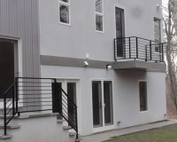 Modern Balcony Railings