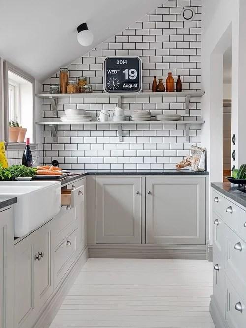 small farmhouse galley enclosed kitchen idea madrid stylish table eat small kitchen ideas decoholic