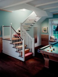 Turn Stairs Home Design Ideas, Pictures, Remodel and Decor