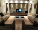 Modern Living Room Wall Ideas