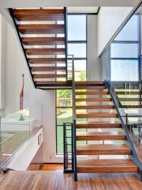 Split-level Staircase | Houzz