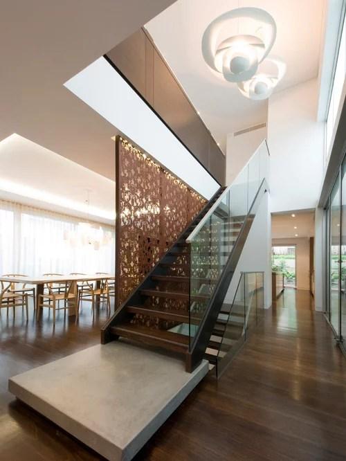 Best Stair Landing Design Ideas & Remodel Pictures | Houzz