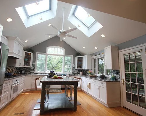 mid sized eclectic shaped open concept kitchen remodel omaha kitchens design omaha home