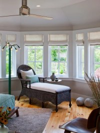 Beach House Window Treatment Ideas, Pictures, Remodel and ...