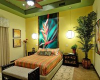 Tropical Bedroom Design Ideas, Remodels & Photos with ...