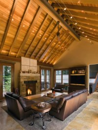 Cathedral Ceiling Light Home Design Ideas, Pictures ...