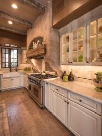Large Rustic Open Plan Kitchen Design Ideas, Renovations ...