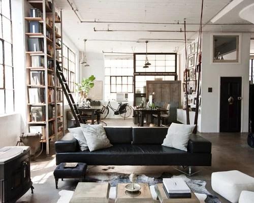 Houzz | Industrial Loft Design Ideas & Remodel Pictures