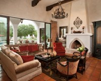 Living Design Ideas, Renovations & Photos with Terracotta ...