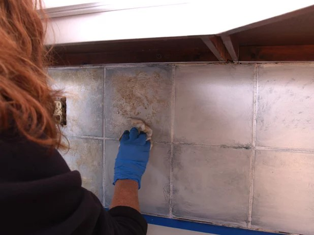 Hässliche Fliesen überdecken Diy Backsplash Makeover: Get A New Tile Look For Less Than $50