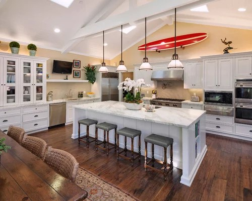 premium kitchen design ideas renovations photos inspiration small transitional single wall eat kitchen