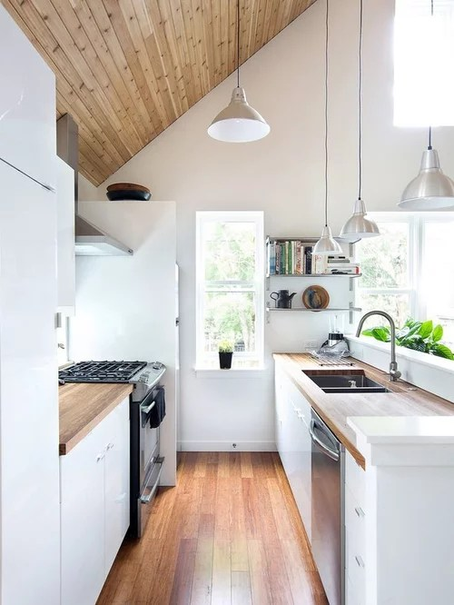 Houzz | Small Galley Kitchen Design Ideas & Remodel Pictures