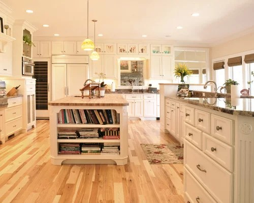 hickory hardwood floor kitchen design ideas renovations photos small eat kitchen design photos cork floors
