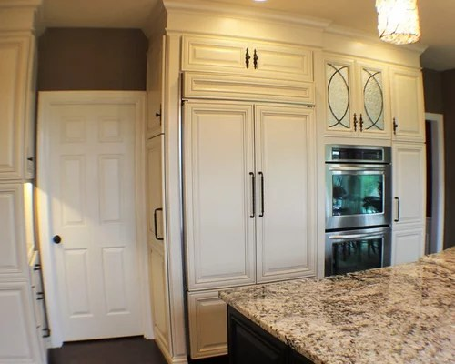 Ready Kitchen Cabinets Chicago Panel Ready Refrigerator Ideas, Pictures, Remodel And Decor