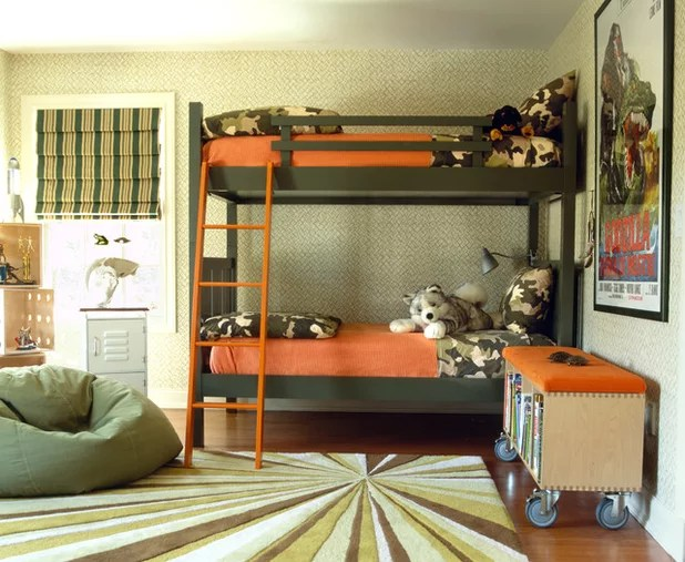 Runway to Room Fall in Line With Camouflage - camo living room furniture