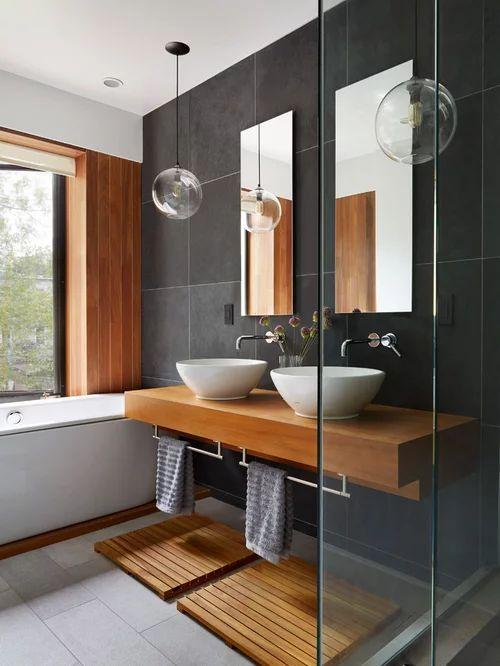 Contemporary bathroom design ideas remodels amp photos
