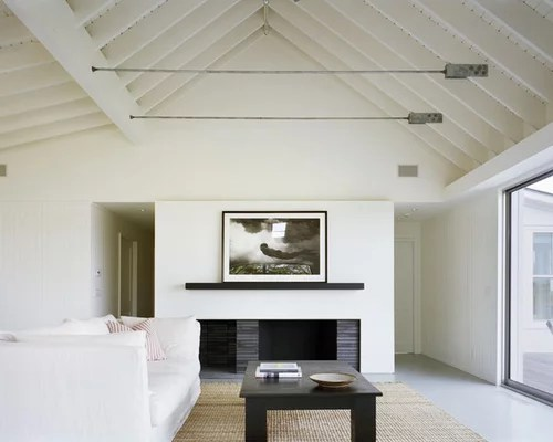 Cable Collar Ties Design Ideas & Remodel Pictures | Houzz