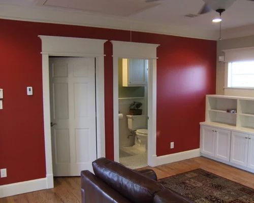 Red bedroom design ideas renovations amp photos