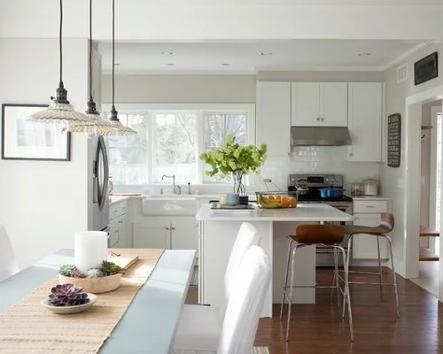 mid sized beach style shaped eat kitchen idea york small eat kitchen transitional home design photos