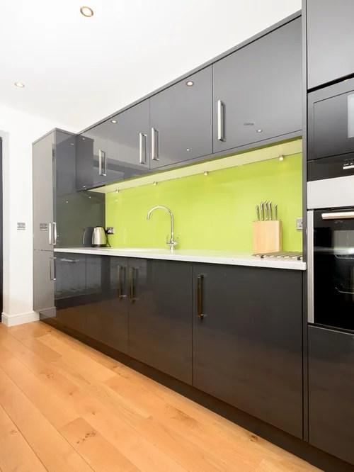 inspiration modern single wall eat kitchen inspiration small transitional single wall eat kitchen