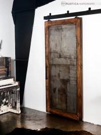 Metal Barn Door | Houzz