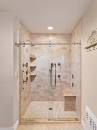 Rolling Shower Door