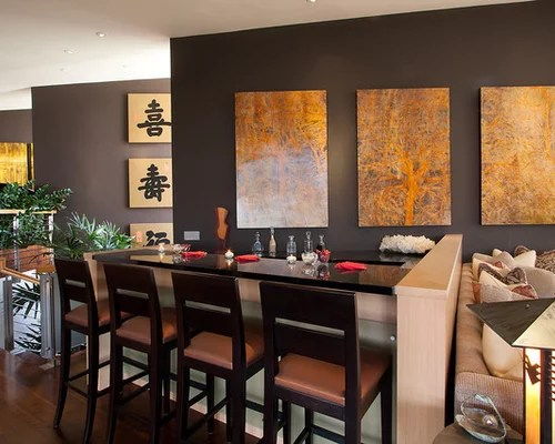 200 Asian Home Bar Design Ideas & Remodel Pictures | Houzz