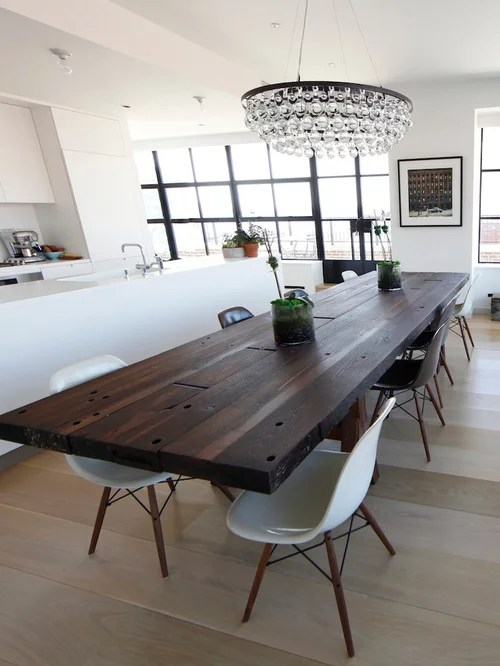 Where To Buy Old Kitchen Cabinets Long Dining Table | Houzz
