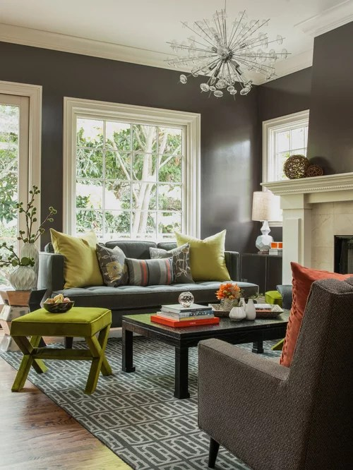 Warm Living Room Paint Colors Houzz - houzz living room furniture
