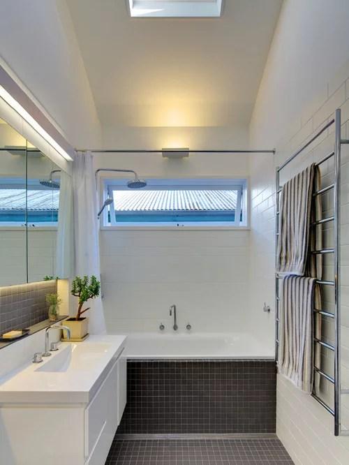 Simple Bathroom Designs Houzz - simple bathroom designs