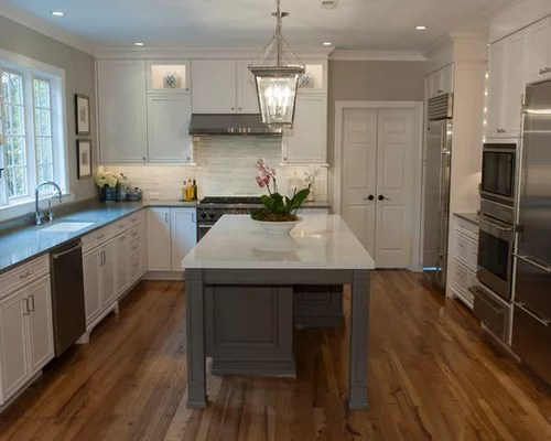 Kitchen Dark Countertops An D Cabinets Early American Stain Home Design Ideas, Pictures, Remodel