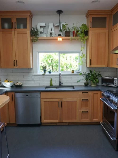 kitchen linoleum floors design ideas remodel pictures houzz small shaped eat kitchen design ideas remodels photos