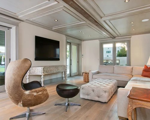 Off White Sectional Sofa Houzz - white sectional living room