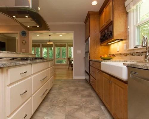 galley kitchen design ideas renovations photos farmhouse small traditional galley eat kitchen design photos medium