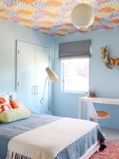 Ceiling Wallpaper Home Design Ideas, Pictures, Remodel and Decor