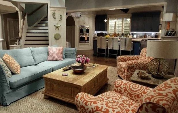 Kitchen Island Wayfair Take A Behind-the-scenes Tour Of Netflix's 'grace And Frankie'
