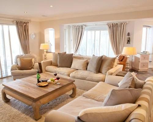 Cozy Living Room Houzz - cozy living room colors