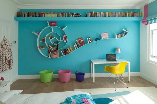 Quelle couleur choisir pour des murs de chambre d\u0027enfant ?