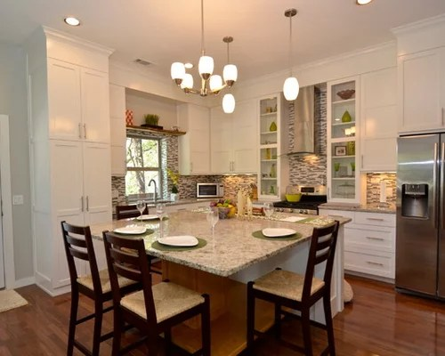 eat kitchen island home design ideas pictures remodel decor transitional eat kitchen multiple islands design ideas