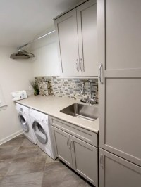 Small Galley Laundry Room Design Ideas, Renovations & Photos