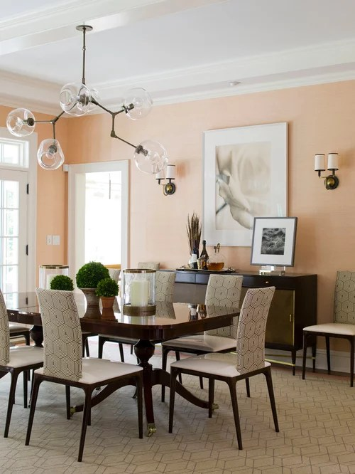 Peach Living Room Houzz - peach living room