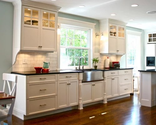 Full Overlay Lower Cabinets Fillers In Kitchen Full Overlay Shaker Cabinet | Houzz