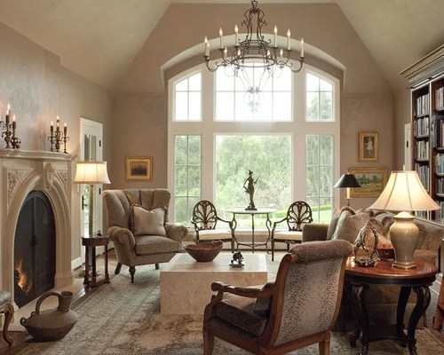 Living Room Windows Houzz - living room windows