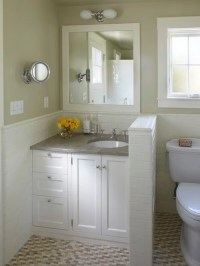 Small Cottage Bathroom | Houzz
