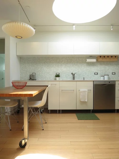 small danish galley eat kitchen photo los angeles mosaic small eat kitchen transitional home design photos