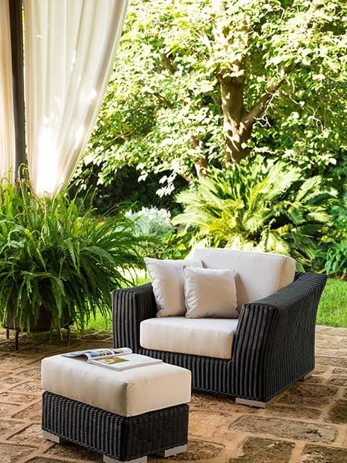 Contemporary Garden Furniture Design   Outdoor Lounge Vis A Vis